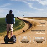 Scenesters roll across the country from Seattle to Boston on a Segway