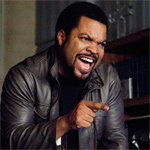 Ice Cube embraces the angry black cop stereotype