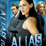 Garner wins a hat trick with Alias Season 3