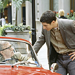 Woody Allen passes his torch to Jason Biggs
