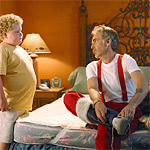 Kelly and Thornton give Bad Santa their best, or is it their worst?