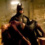He who dresses like a bat has issues -- and a backbone