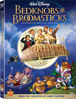 No Blu-ray (yet) for Bedknobs & Broomsticks