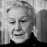 Traudl Junge lived and worked in a blind spot