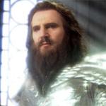 Zeus (Neeson) dons his soft-focus Studio 54 getup