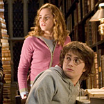 Harry and Hermione face evil and 14-year-old hormones