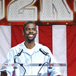 Chris Rock the vote