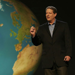 it's compelling to see Al Gore on a mission