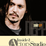 Depp was the most popular guest ever on Inside the Actors Studio