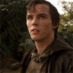 Hoult is well-cast as a poor boy in love