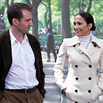Fiennes takes J Lo once around the park