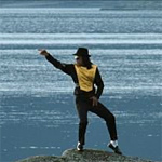 """Michael Jackson"" finds his soul in Scotland"