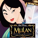 Mulan is Disney's cartoon chop suey