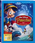 Two-disc Blu-ray edition includes a standard DVD too