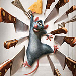 Rats and restaurants haven't gotten along, historically speaking