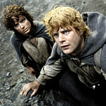 Frodo and Sam try to save Middle Earth