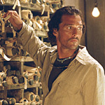 McConaughey's bright idea: make a Dirk Pitt movie