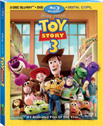 Disney/Pixar packs 4 discs of fun
