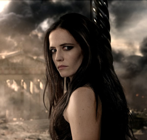 Don't mess with Artemisia (Eva Green)