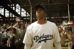 Boseman a good choice for #42