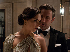 Diana Prince and Bruce Wayne: Super alter egos