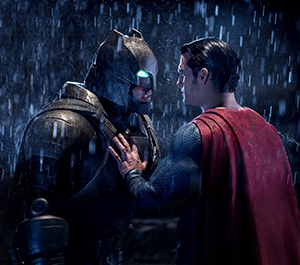 Batman and Superman: Super, but not friends