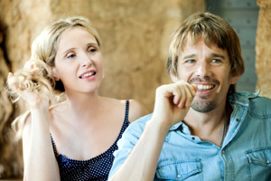 Delpy and Hawke reunite Before Midnight