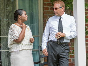 Spencer and Costner talk custody
