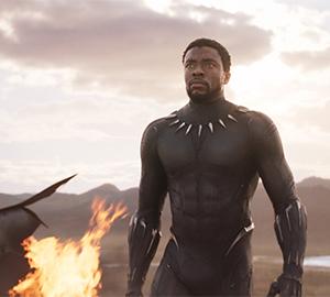 T'Challa, aka Black Panther (Chadwick Boseman)