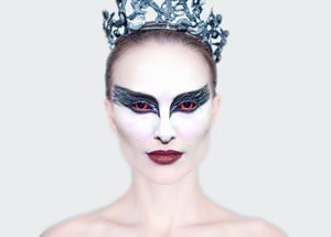Natalie Portman is the Black Swan