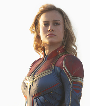 Carol Danvers is Captain Marvel
