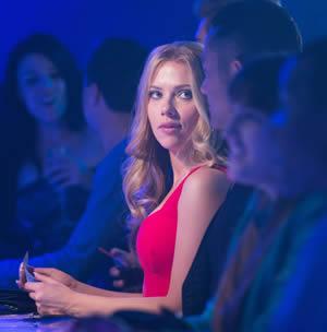 Barbara Sugarman (Scarlett Johansson)