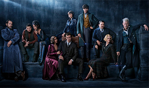 These wizards and witches cast some dark shadows