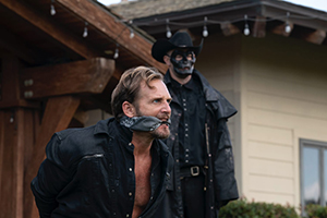 Dylan Tucker (Josh Lucas) is about to be Purged
