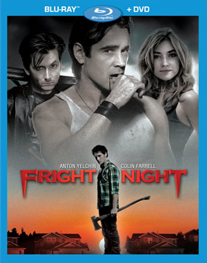 Fright Night's 2011 remake on Blu-ray