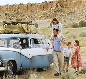 The Walls family vacation