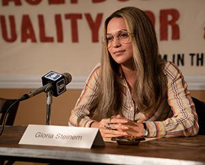 Gloria (Alicia Vikander)