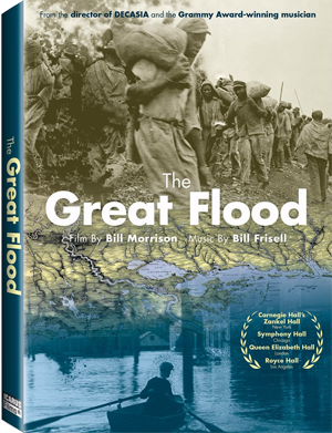 Morrison and Frisell re-team to cover The Great Flood