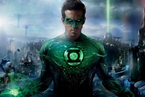 Ryan Reynolds is a Green Lantern