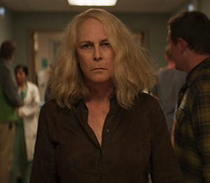 Laurie (Jamie Lee Curtis)