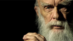 James Randi, escape artist, debunker, honest liar