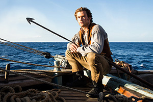 Chris Hemsworth is going to need a bigger harpoon