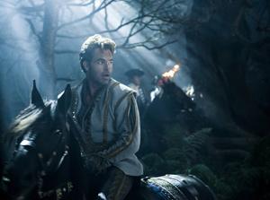 Pine's vanity helps upend fairy-tale sensibilities