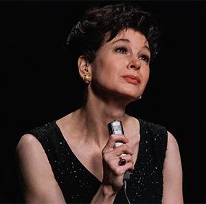 Renee Zellweger is Judy Garland
