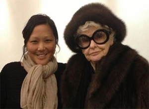 Karasawa and Stritch, photo courtesy of Erick Grau