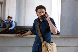Renner's just the messenger