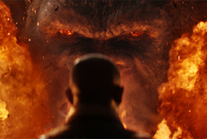 Kong is one bad... ape