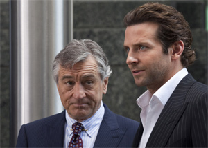 De Niro's not done, and Cooper convinces