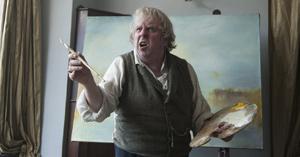 Spall inhabits Mr. Turner