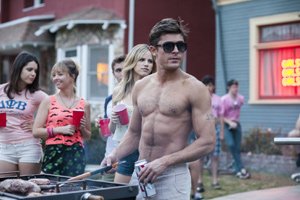 Efron wonders what all the fuss is about